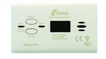Detektor ogljikovega monoksida (CO) Kidde 7DCO