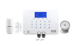 GSM alarmna centrala O2