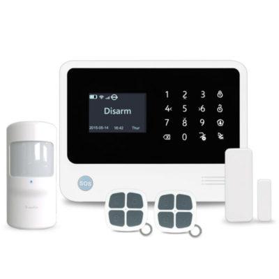 Smart GSM alarm G90B - izgled